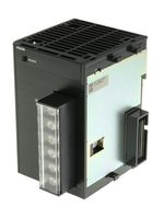 Omron PLC Power Supply CJ1W Series CJ1M Series, 19.2 → 28.8 V dc, 5 V dc, 24 V dc, 5 A 25W 81.6 x 90 x 60 mm