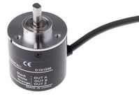 Omron Incremental Encoder 1000 ppr 6000rpm Solid 5 → 24 V dc