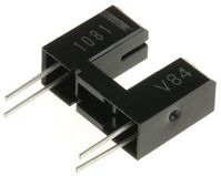 EE-SX1081 Omron, Through Hole Slotted Optical Switch, Phototransistor Output