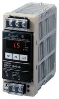 OMRON INDUSTRIAL AUTOMATION S8VS12024AP POWER SUPPLY, AC-DC, 24V, 5A, No. of Out